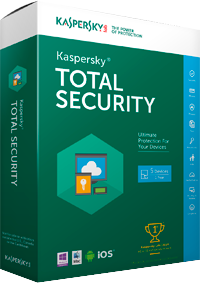 Kaspersky Total Security 2017 Multi Device (PC, Mac, Android)