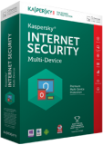 Kaspersky Internet Security 2018 Multi Device (PC, Mac, Android)