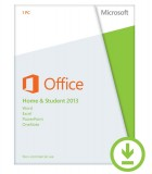 Microsoft Office 2013 Home & Student 1-PC Download (North America Only)